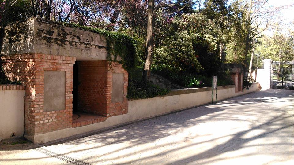 Los búnkeres de Madrid