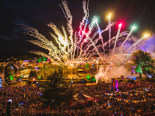 Win tickets and boutique camping to Secret Garden Party