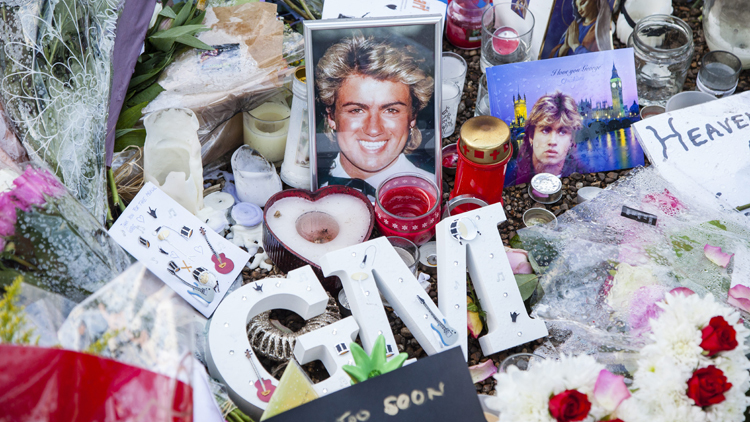 There's a George Michael tribute night at The Glory tonight