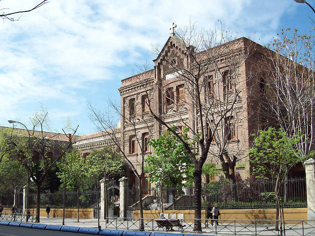 La antigua cárcel de Torrijos