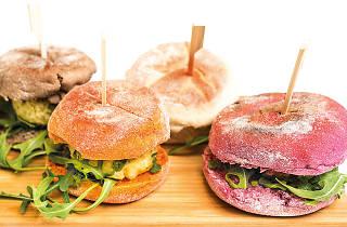 Celeiro Campo Ourique - Hamburgueres Vegetarianos