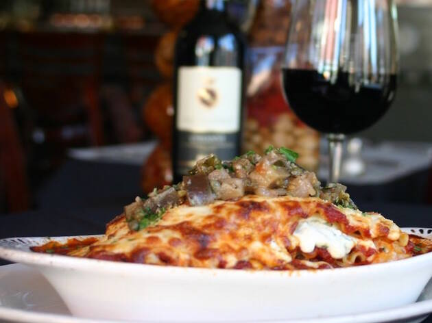 Lasagna Restaurant – Chelsea