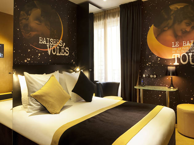 Hôtel Montmartre Mon amour