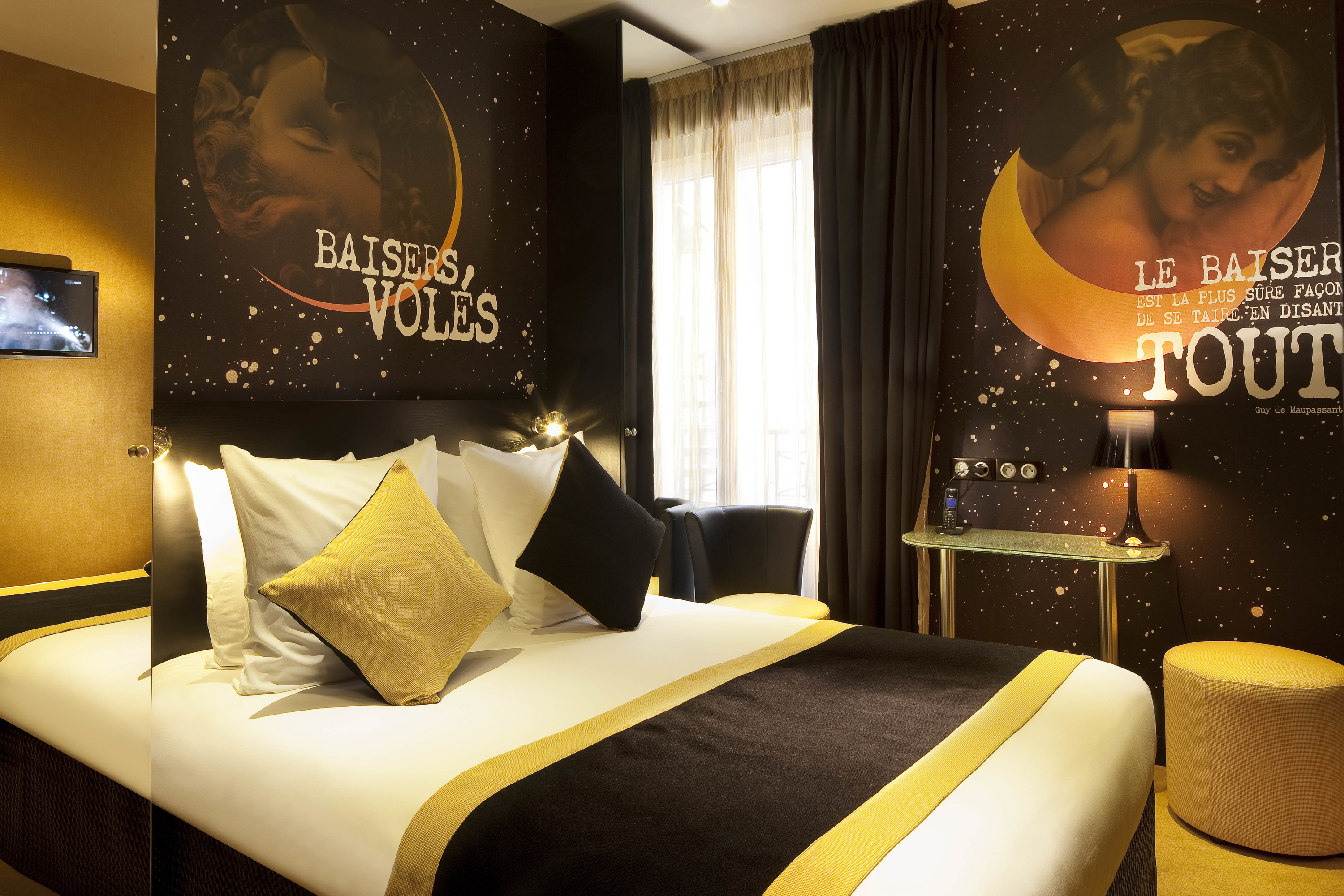 Extrêmement Romantic hotels | Hotels and accommodation | Time Out Paris CB94
