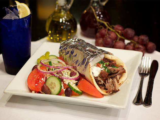 Best Greek Restaurants In The Usa For Tzatziki Fish And Meat