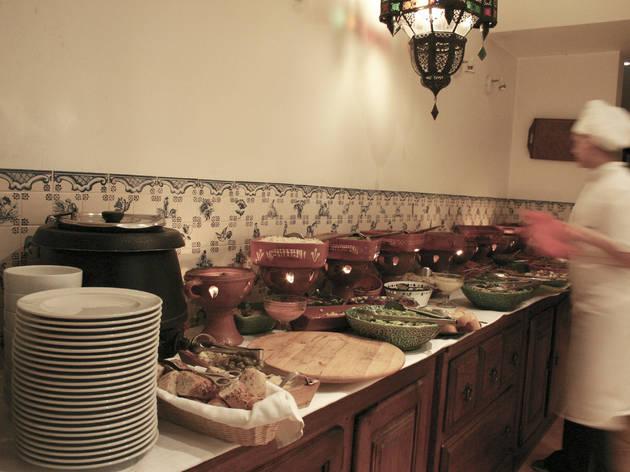 terra, restaurante