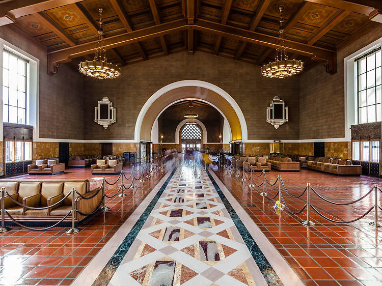 18 historic attractions in Los Angeles that channel the city's past