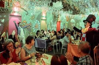 Andsoforth, Dinner in Wonderland