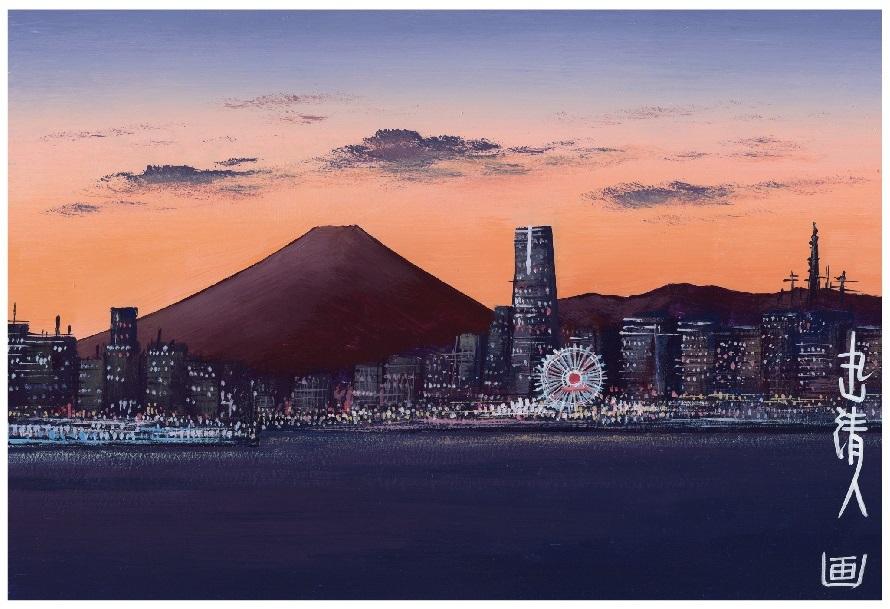 「THE銭湯富士」進化を続ける伝説の背景画