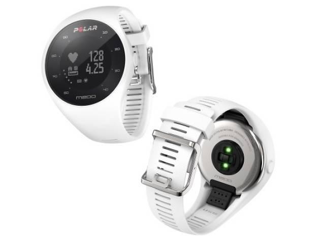 Polar watch white