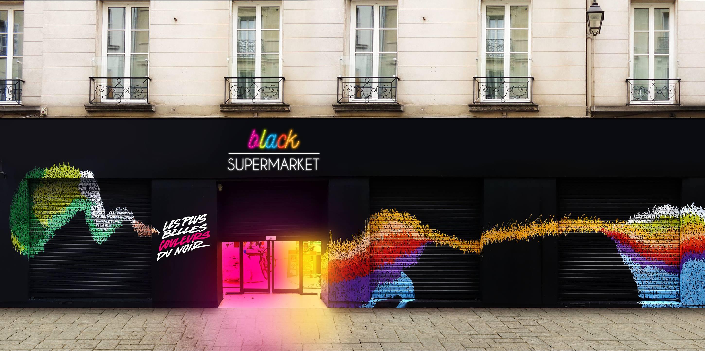 Le Black Supermarket