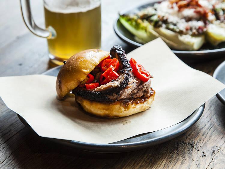 London's best north American restaurants
