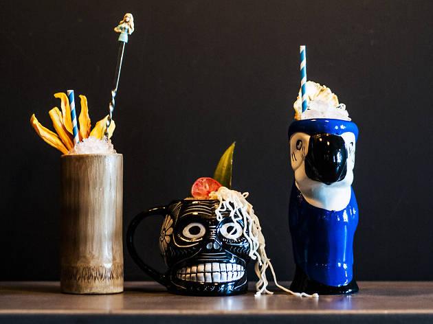 Trash Tiki: Wastefree Punk Pop Up