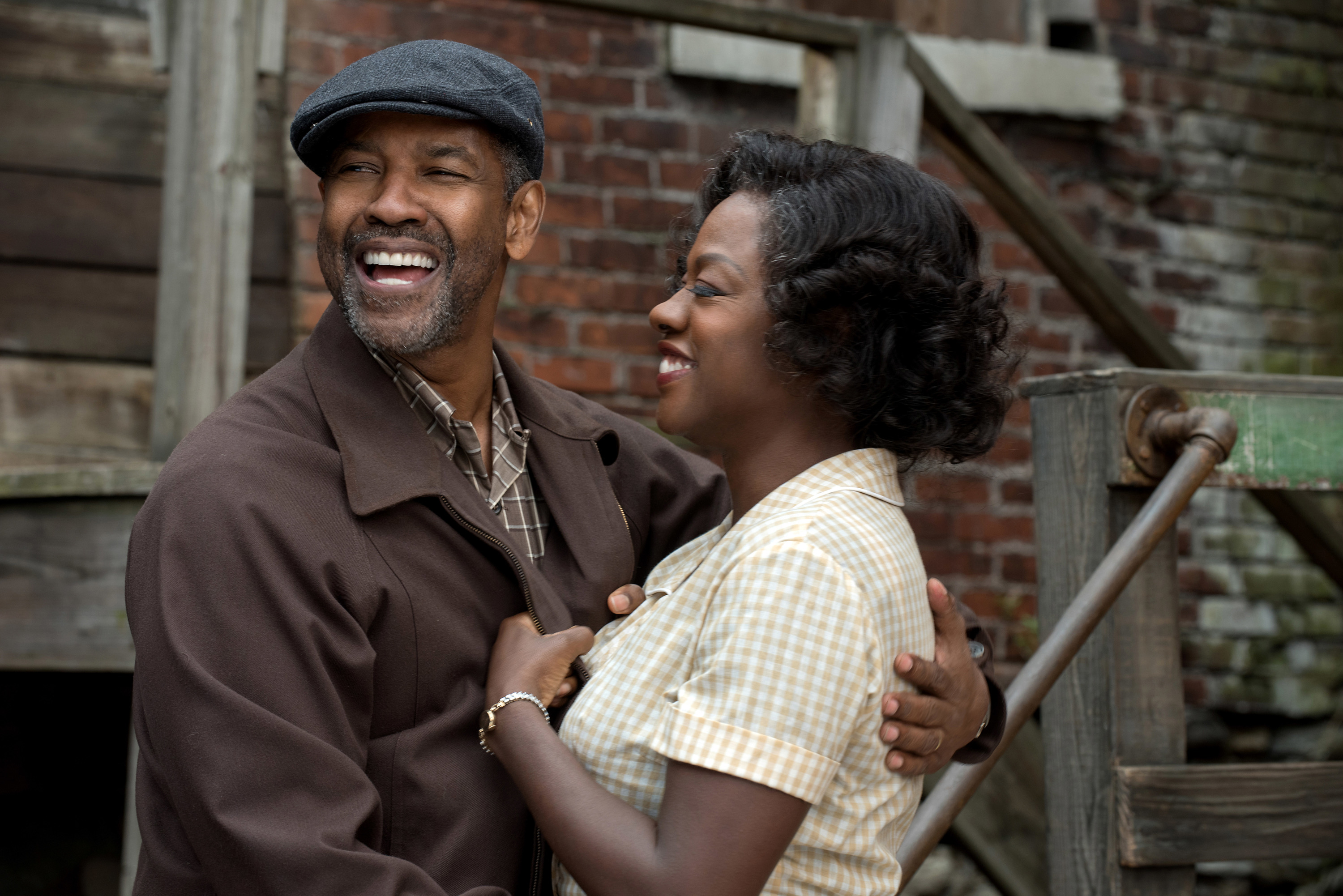 Preview screening of 'Fences' at Rio Dalston