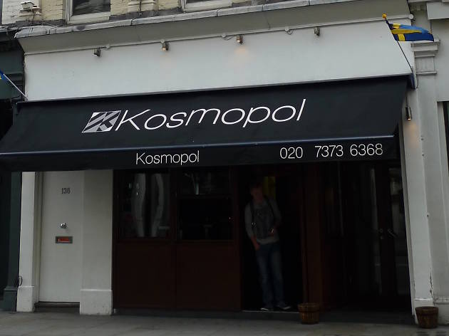 Kosmopol cocktail bar