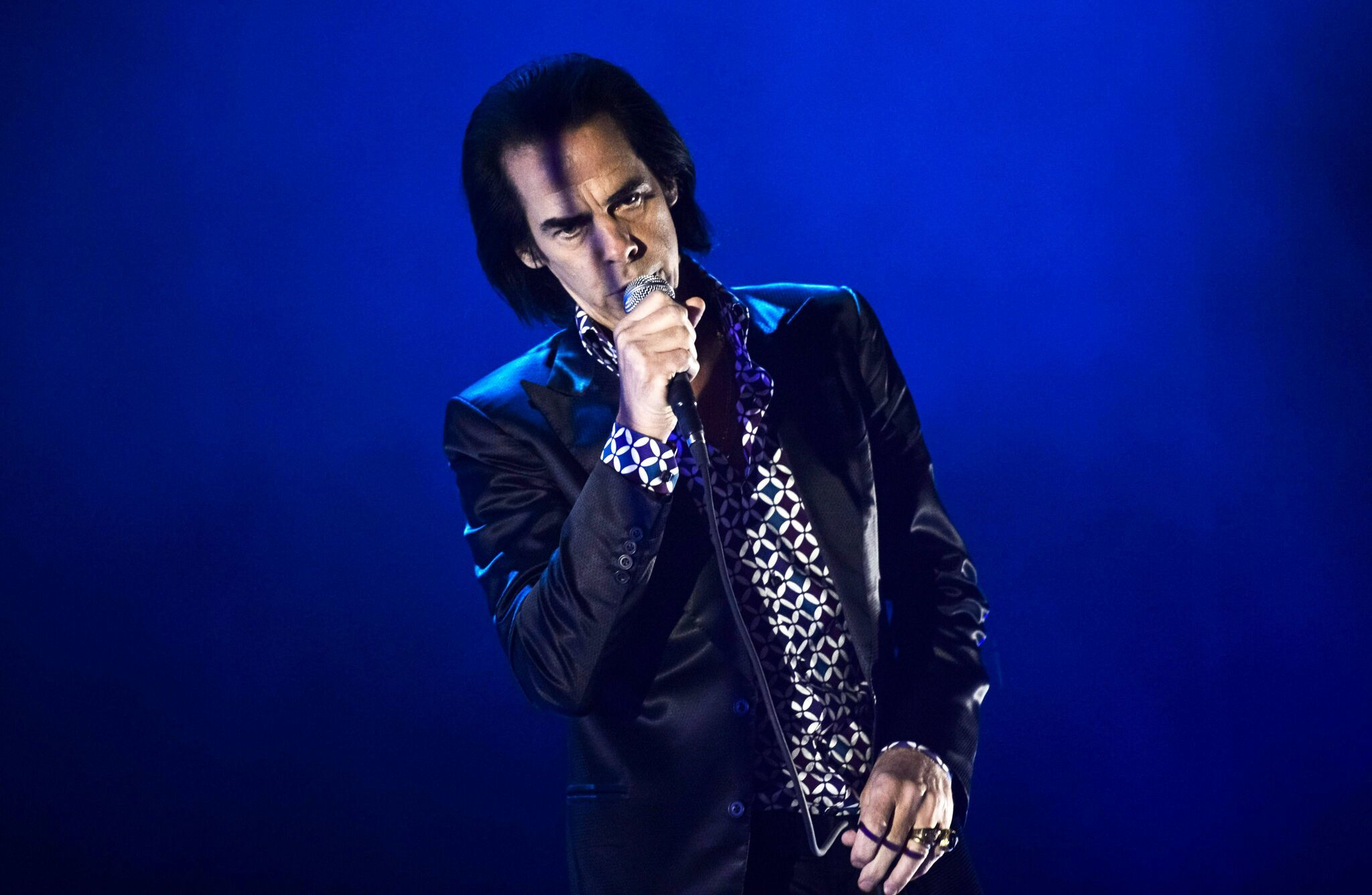 Nick Cave and the Bad Seeds return