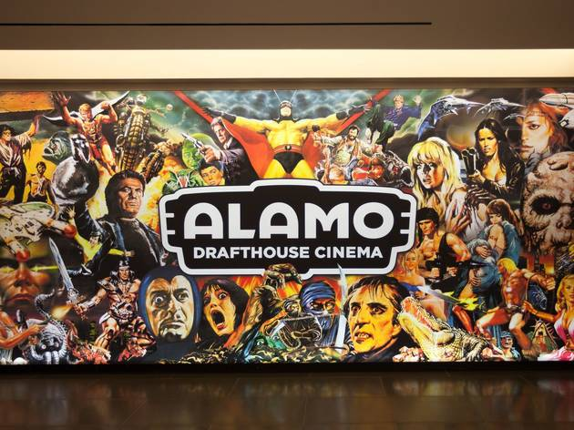 Alamo Drafthouse opens—we hope!