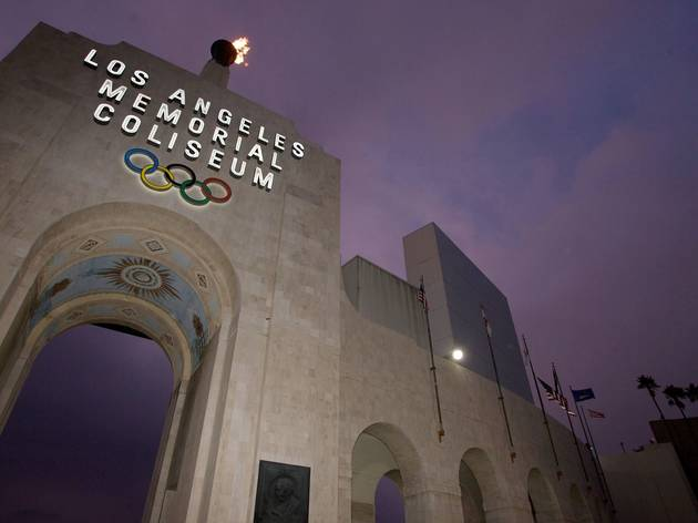 We find out if L.A. will host the 2024 Olympics