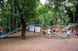 Parque México uno de los más famosos de la CDMX