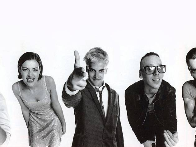 La Ká: Trainspotting