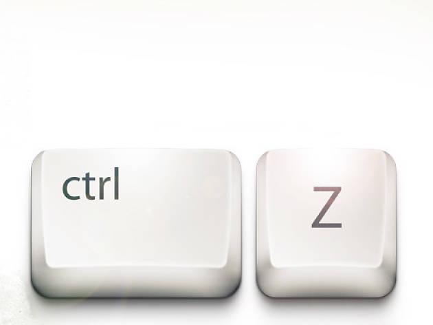 Regreso a Ctrl+Z