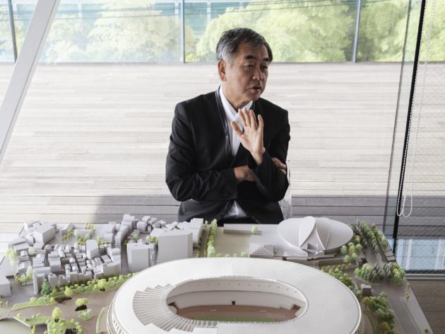 Kengo Kuma | Time Out Tokyo