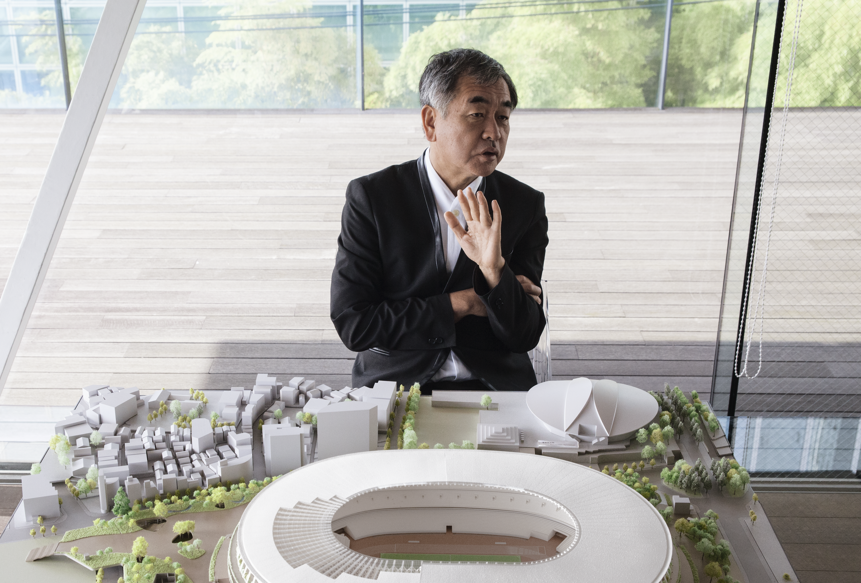 Interview: Kengo Kuma