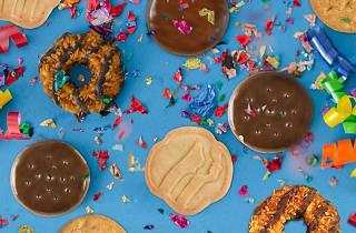 Girl Scout Cookies + Craft Beer Pairing