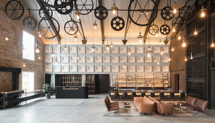 New hotel: The Warehouse Hotel