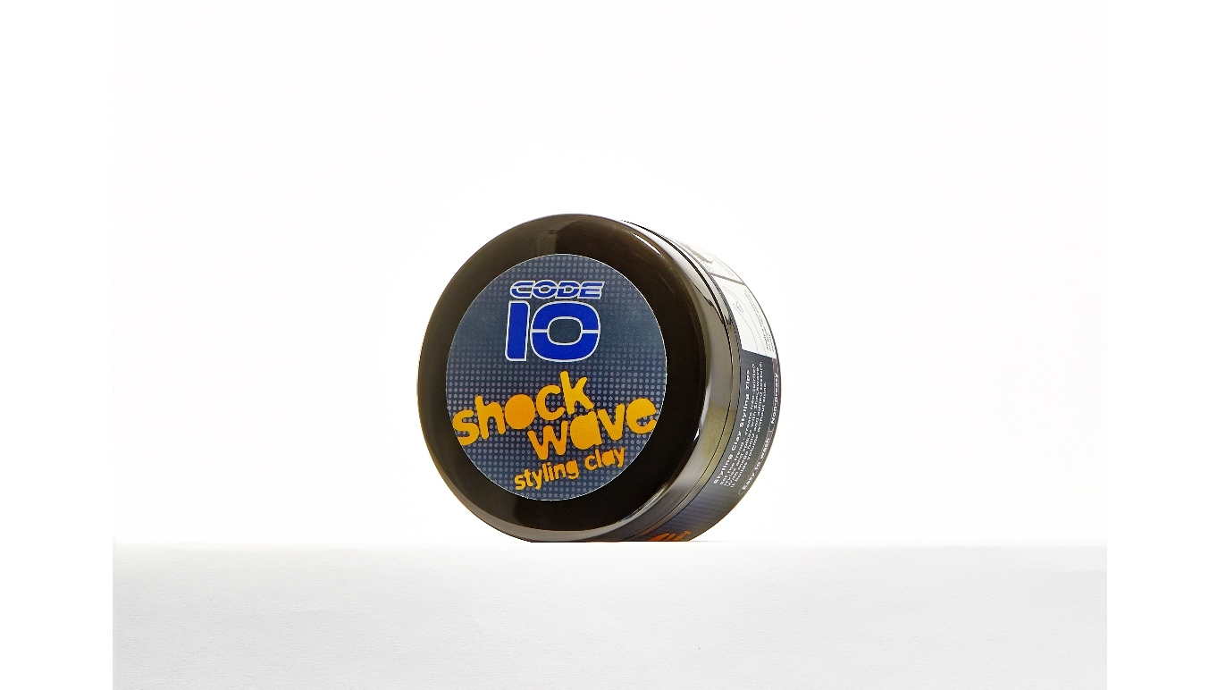 Code 10 Shock Wave Styling Clay