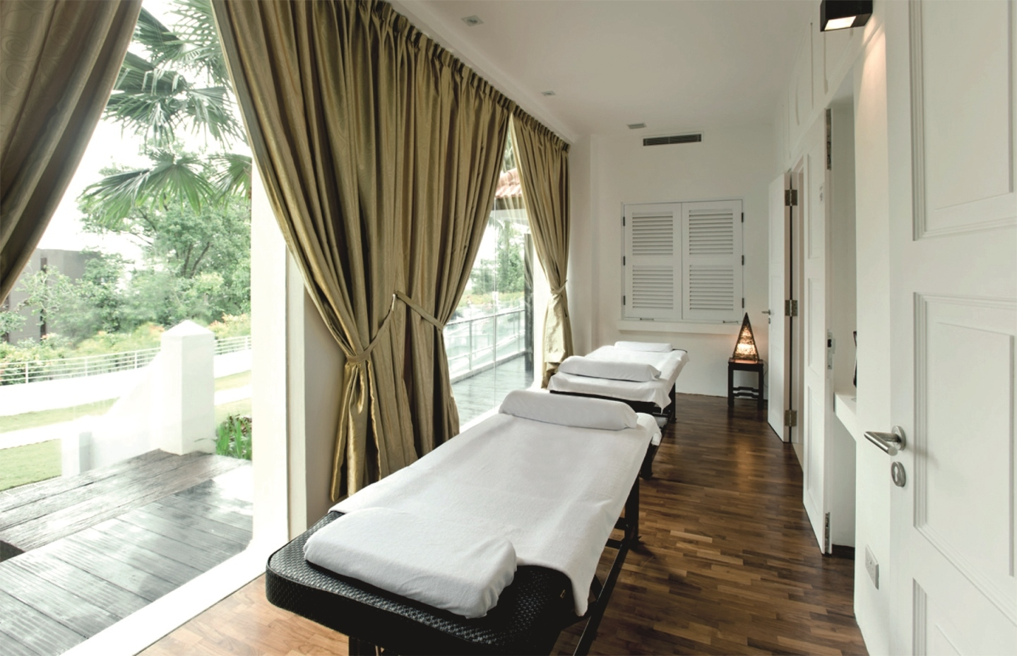 Spa Luna, couple spas in singapore