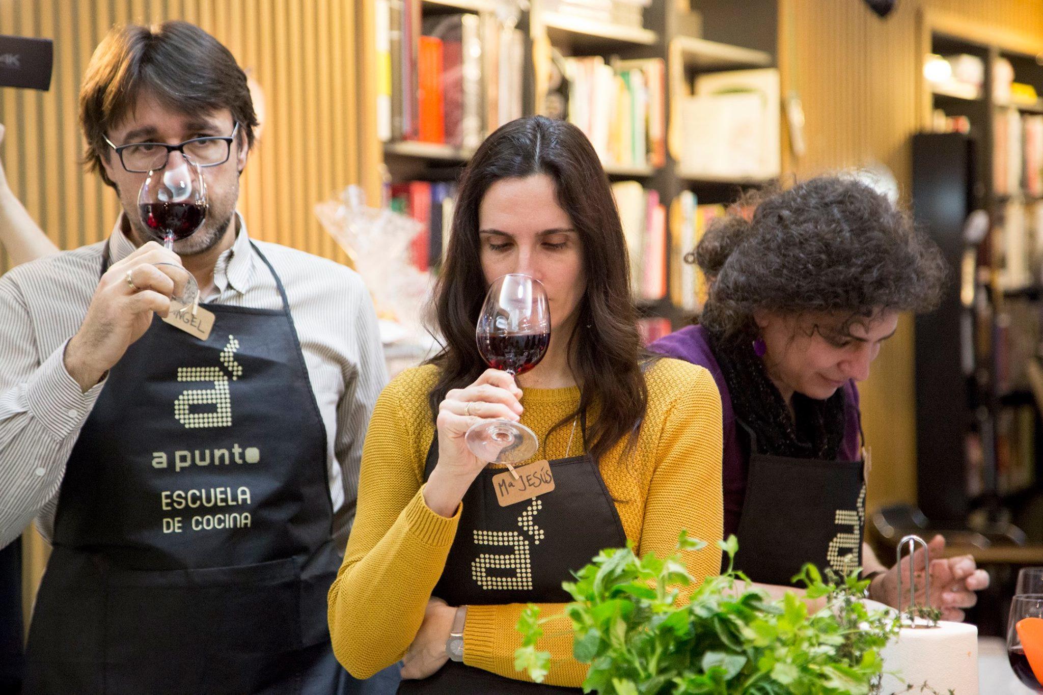 A Punto Cata de vinos