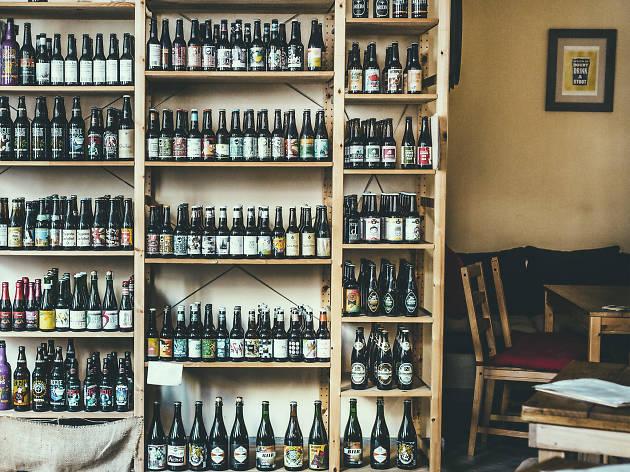 Os três melhores sítios para beber cerveja até rebentar