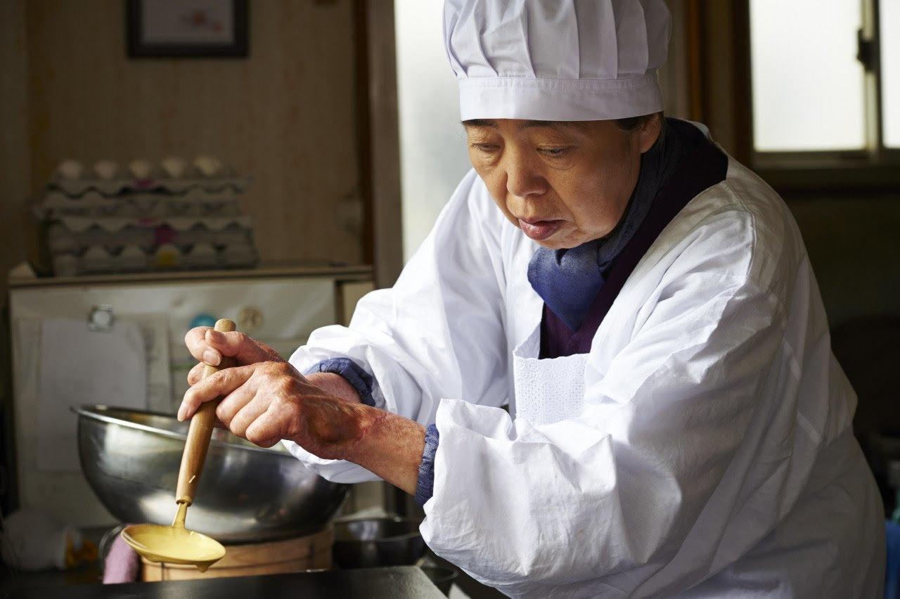 Una pastelería en Tokio