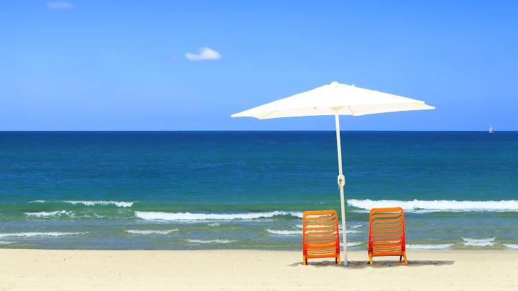 Les meilleures plages d'Israël