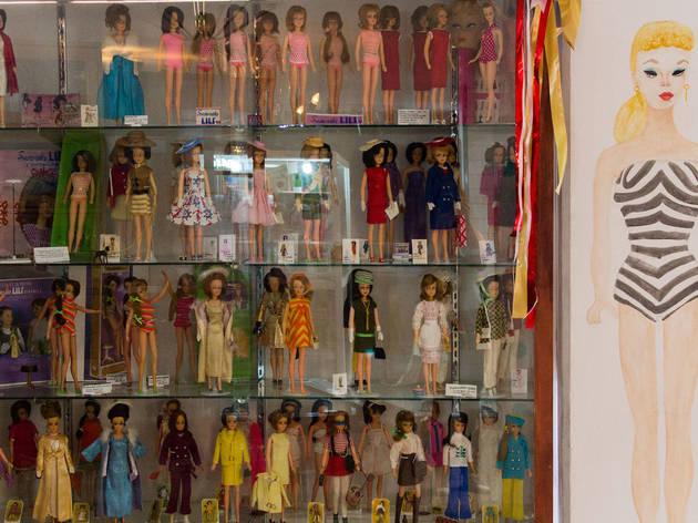 El mundo de Barbie y sus amigas