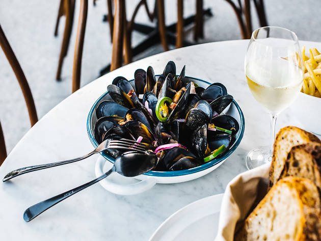Kinkawooka mussels: Love.fish