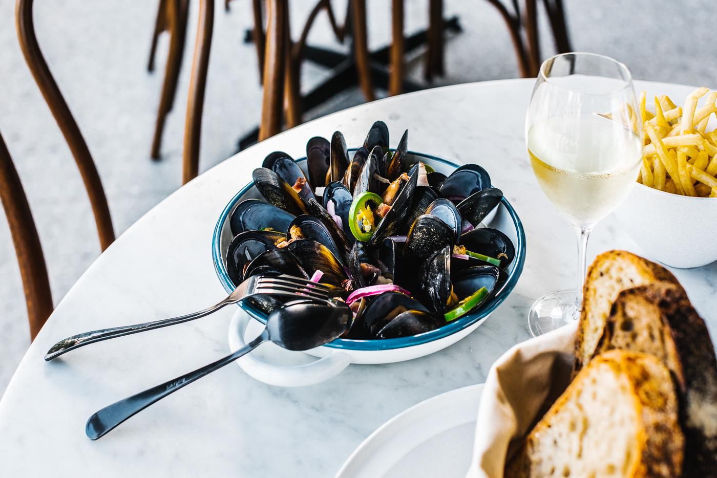 Kinkawooka mussels at Love.fish