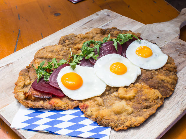 Introducing the Big Oz Schnitzelmeister challenge