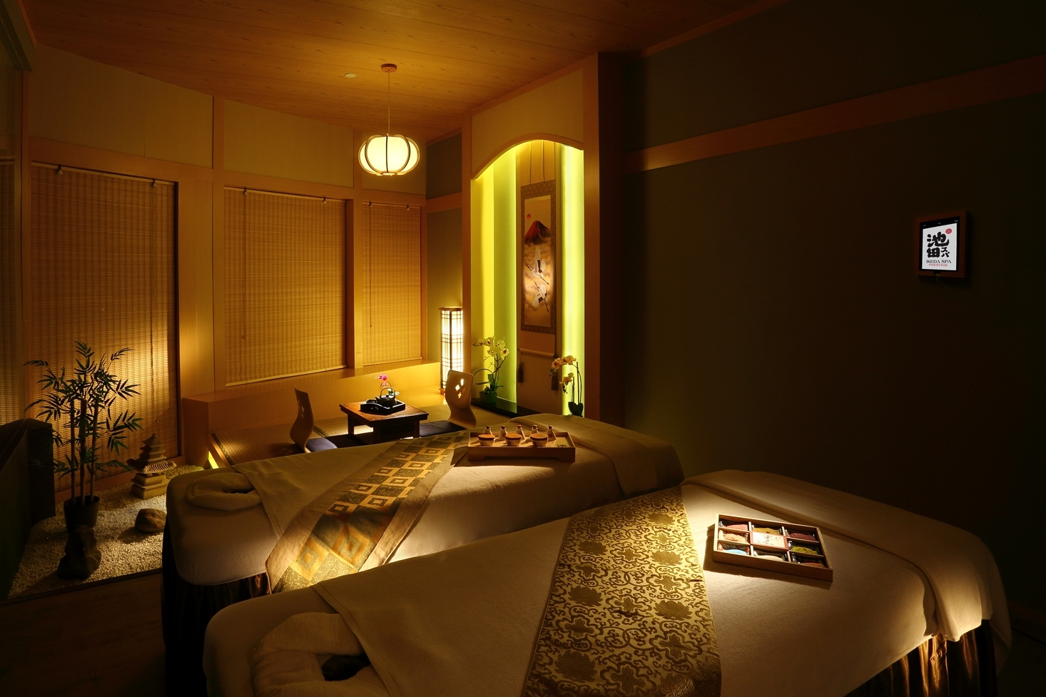 The 7 Most Romantic Spas In Singapore