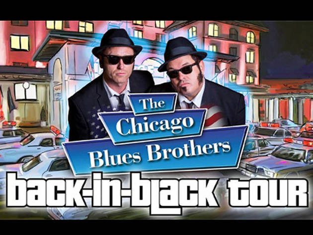 The Chicago Blues Brothers: Back In Black Tour