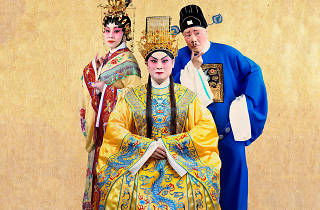 HKAF: Emperor Wu of Han and His Jester Strategist