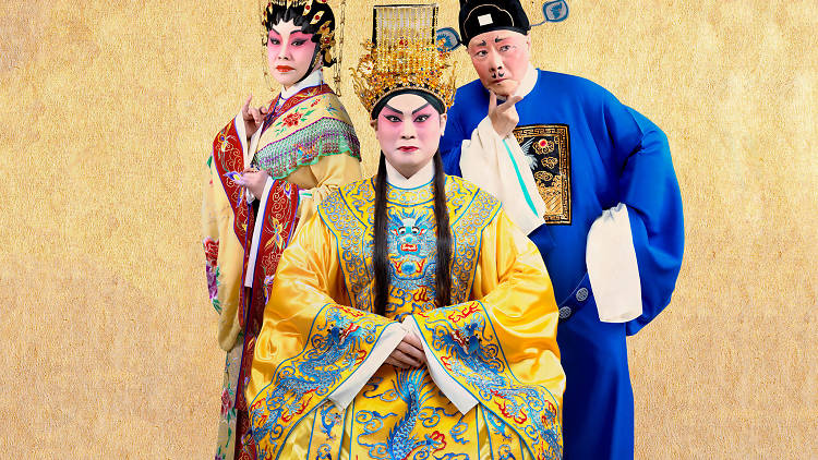 Emperor Wu of Han and His Jester Strategist
