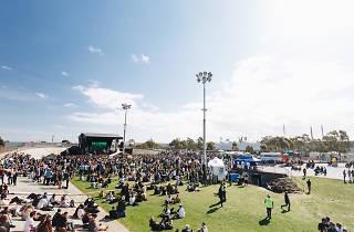 Coburg Velodrome Food Truck Festival