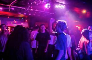 Dancefloor at Hudson Ballroom