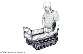 コンタクトゴンゾ展 Physicatopia