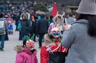 Unhyeonggung Royal Residence Seollal Festival