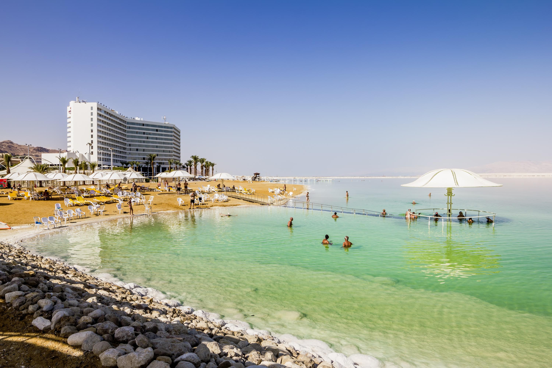 Les meilleurs hôtels de la Mer Morte
