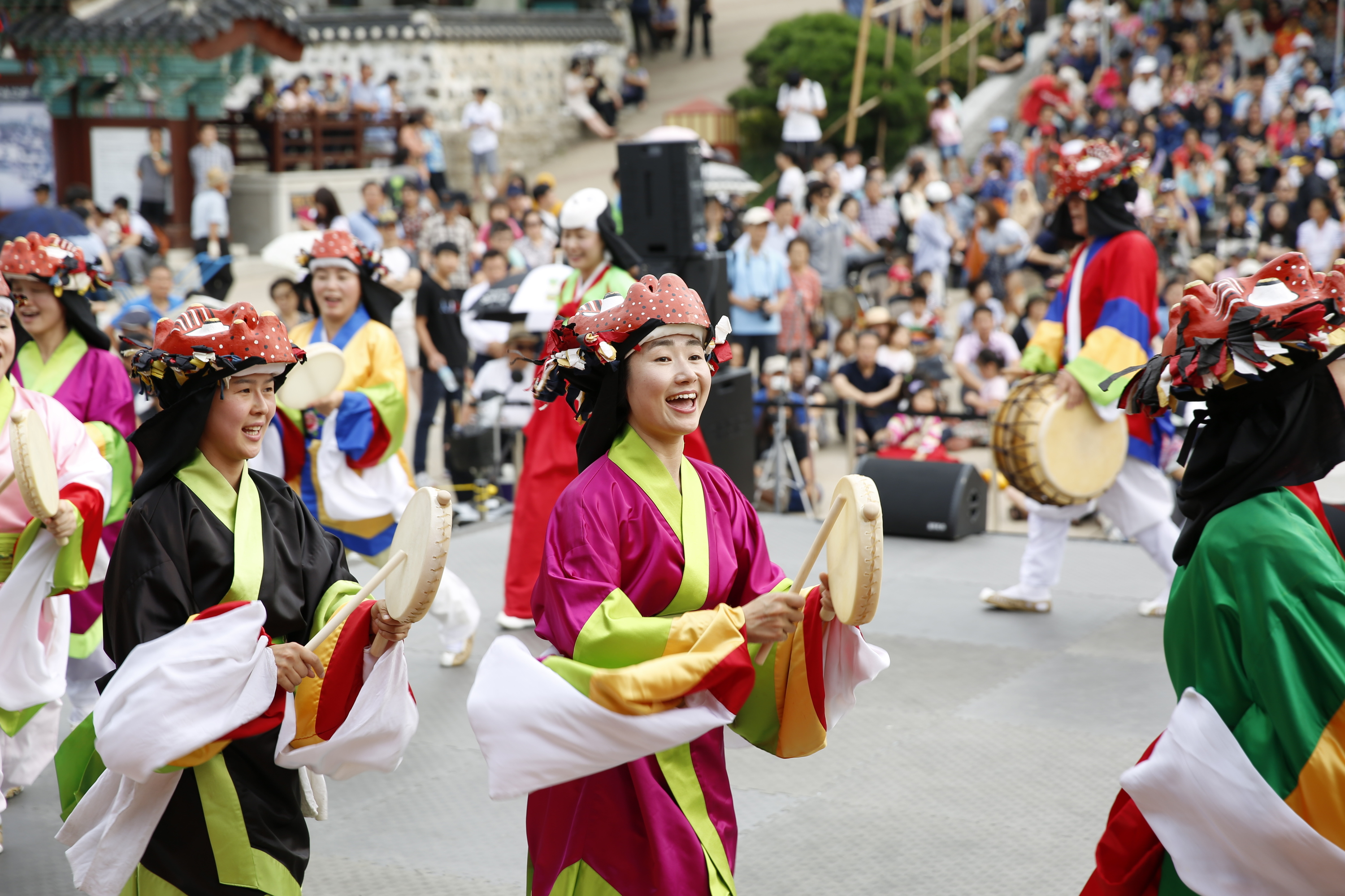 Special events in Seoul for celebrating the Lunar New Year