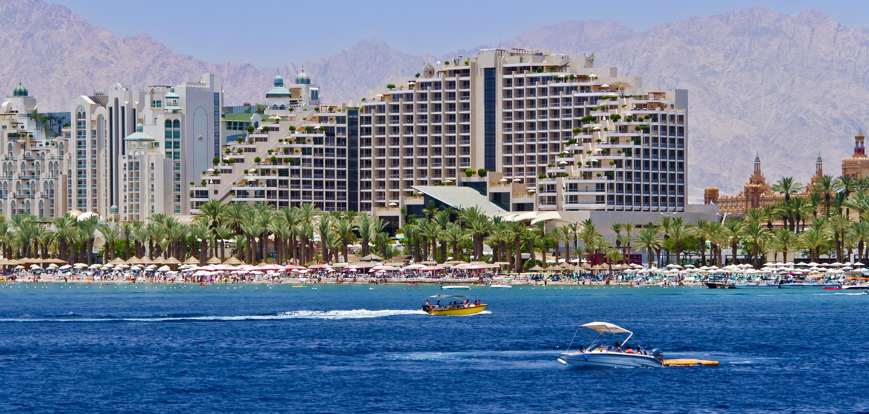 Les meilleurs hôtels à Eilat